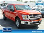 2018 F-150 SuperCrew Cab 4x4,  Pickup #MF9727A - photo 1