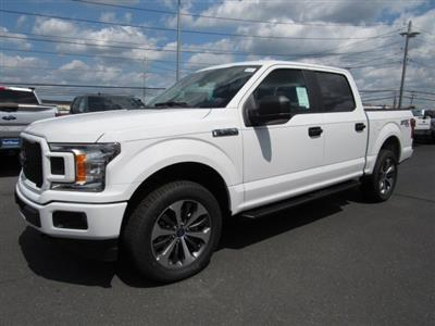 2019 F-150 SuperCrew Cab 4x4, Pickup #MF9729 - photo 4