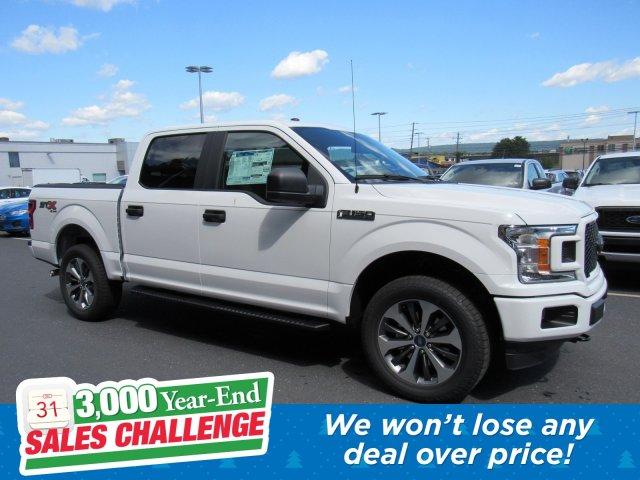 2019 F-150 SuperCrew Cab 4x4,  Pickup #MF9756 - photo 1