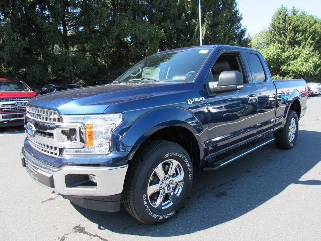 2019 F-150 Super Cab 4x4, Pickup #MF9767 - photo 4