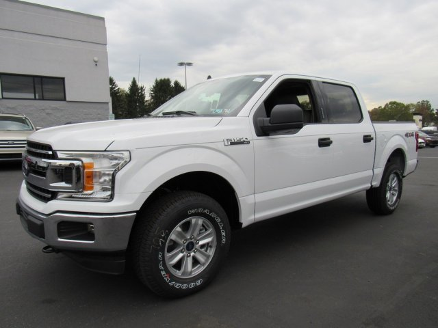 2019 F-150 SuperCrew Cab 4x4, Pickup #MF9774 - photo 4