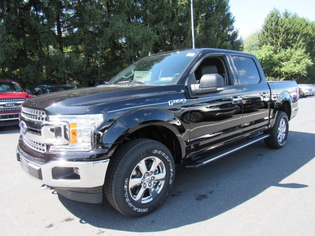 2019 F-150 SuperCrew Cab 4x4, Pickup #MF9780 - photo 4