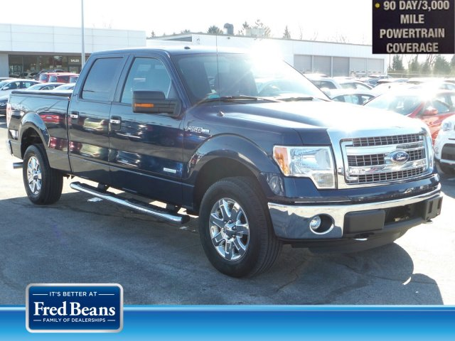 2013 F-150 SuperCrew Cab 4x4, Pickup #MF9794A - photo 1
