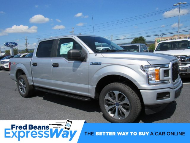 2019 F-150 SuperCrew Cab 4x4, Pickup #MF9801 - photo 1