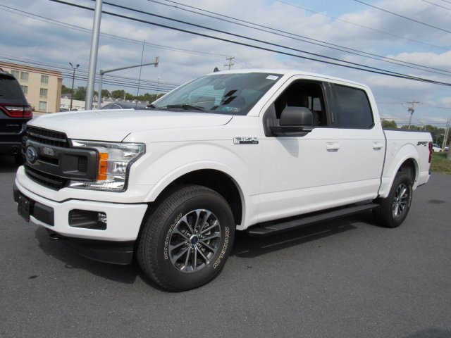 2019 F-150 SuperCrew Cab 4x4,  Pickup #MF9823 - photo 4