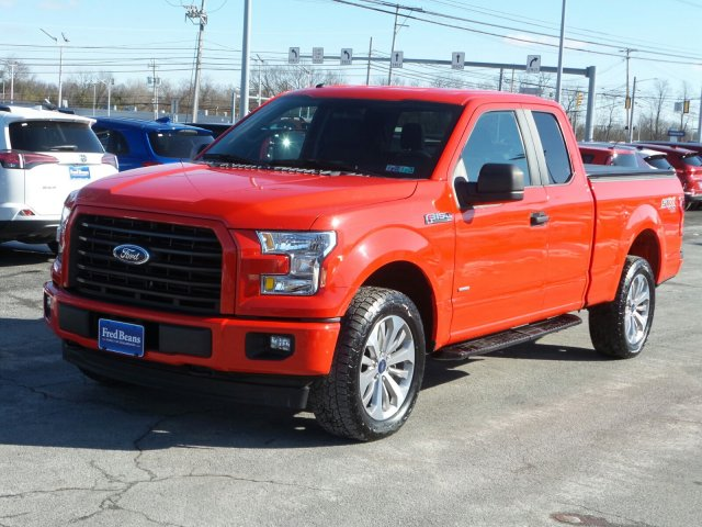 2017 F-150 Super Cab 4x4, Pickup #MF9823A - photo 3
