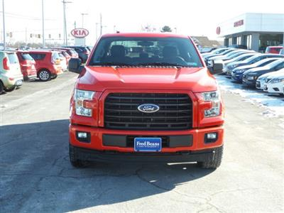 2017 F-150 Super Cab 4x4, Pickup #MF9823A - photo 2