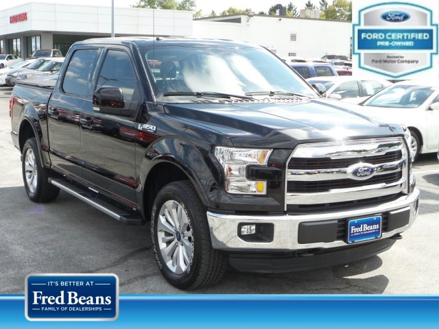 2016 F-150 SuperCrew Cab 4x4,  Pickup #MF9849A - photo 1