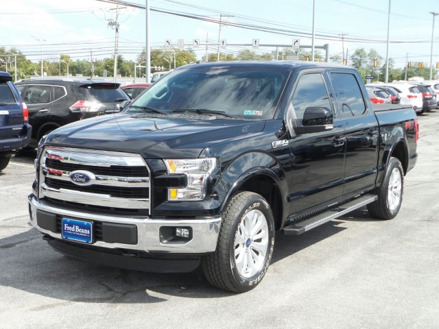2016 F-150 SuperCrew Cab 4x4,  Pickup #MF9849A - photo 5