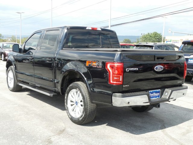 2016 F-150 SuperCrew Cab 4x4,  Pickup #MF9849A - photo 7