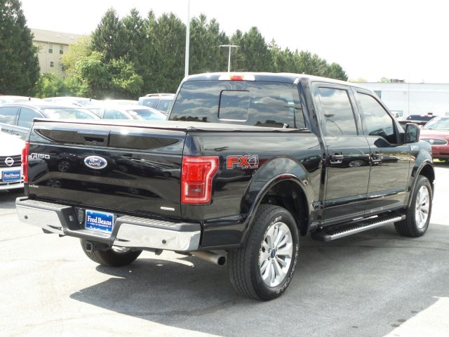 2016 F-150 SuperCrew Cab 4x4,  Pickup #MF9849A - photo 8