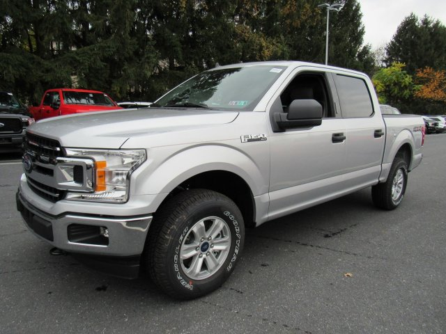 2019 F-150 SuperCrew Cab 4x4,  Pickup #MF9919 - photo 4