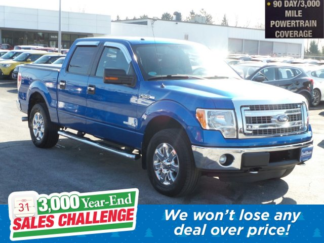2013 F-150 SuperCrew Cab 4x4, Pickup #MF9920A - photo 1