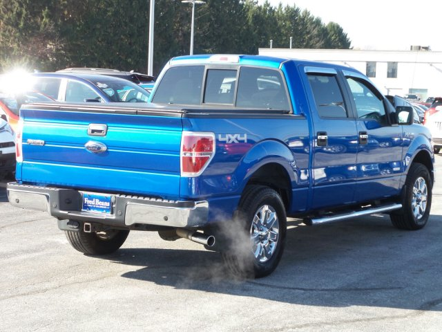 2013 F-150 SuperCrew Cab 4x4, Pickup #MF9920A - photo 2