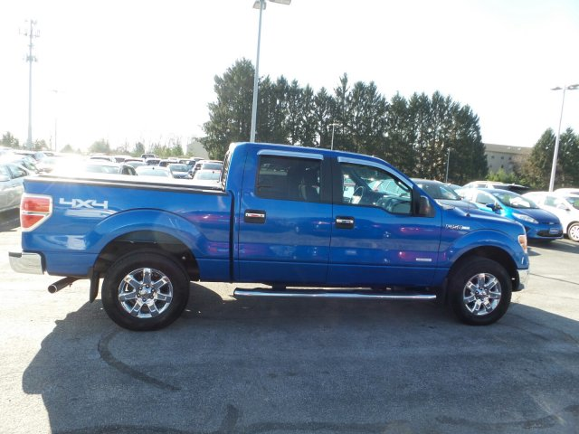 2013 F-150 SuperCrew Cab 4x4, Pickup #MF9920A - photo 9