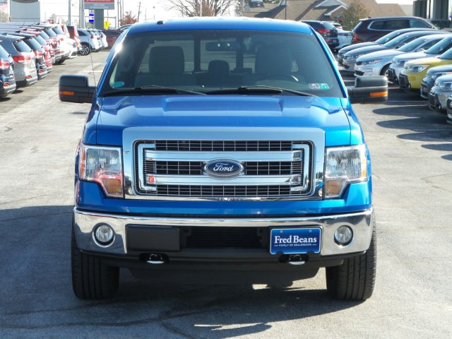 2013 F-150 SuperCrew Cab 4x4, Pickup #MF9920A - photo 5