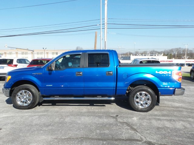 2013 F-150 SuperCrew Cab 4x4, Pickup #MF9920A - photo 7