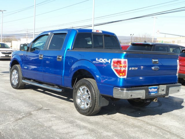 2013 F-150 SuperCrew Cab 4x4, Pickup #MF9920A - photo 8