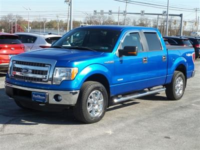 2013 F-150 SuperCrew Cab 4x4, Pickup #MF9920A - photo 6