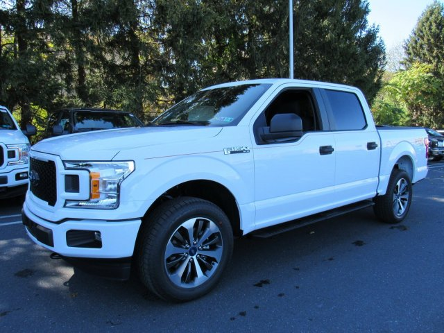 2019 F-150 SuperCrew Cab 4x4, Pickup #MF9926 - photo 4