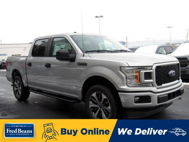 2019 F-150 SuperCrew Cab 4x4, Pickup #MF9968 - photo 1