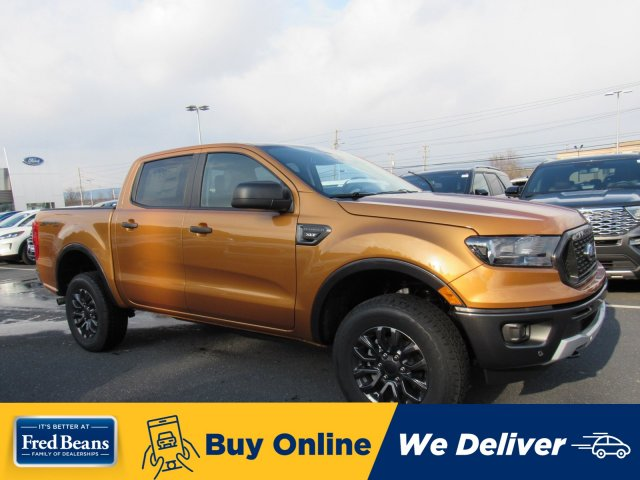 2019 Ranger SuperCrew Cab 4x4, Pickup #MF9999 - photo 1