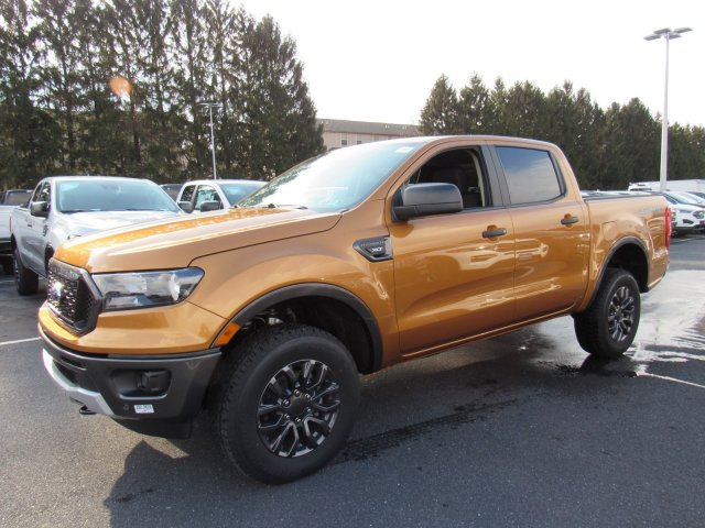2019 Ranger SuperCrew Cab 4x4, Pickup #MF9999 - photo 4