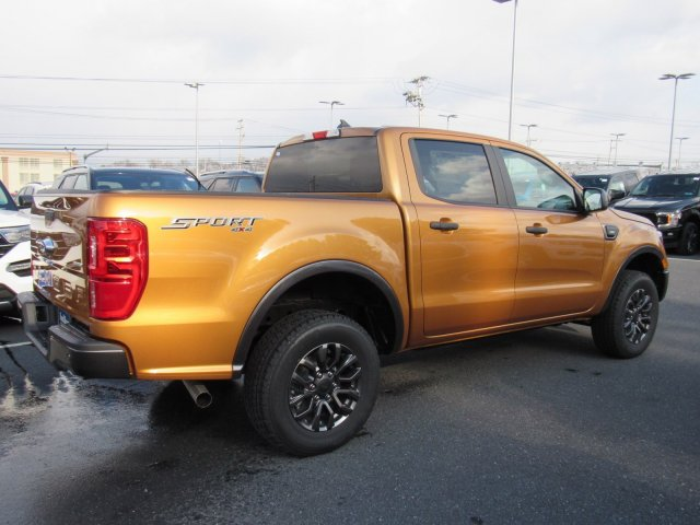 2019 Ranger SuperCrew Cab 4x4, Pickup #MF9999 - photo 2