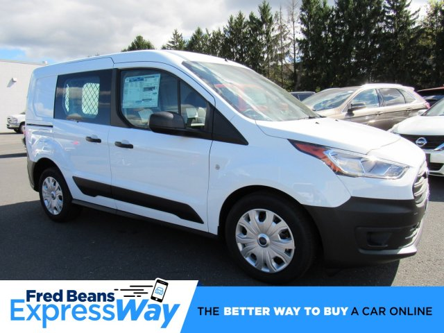 2020 Ford Transit Connect FWD, Empty Cargo Van #MFU0026 - photo 1