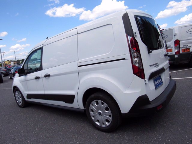 2020 Ford Transit Connect FWD, Empty Cargo Van #MFU0237 - photo 5