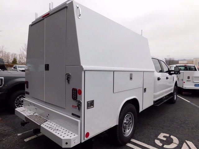 2020 Ford F-350 Crew Cab 4x4, Reading Panel Service Body #MFU0315 - photo 2
