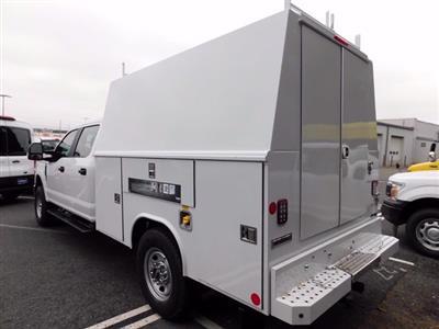 2020 Ford F-350 Crew Cab 4x4, Reading Panel Service Body #MFU0315 - photo 4