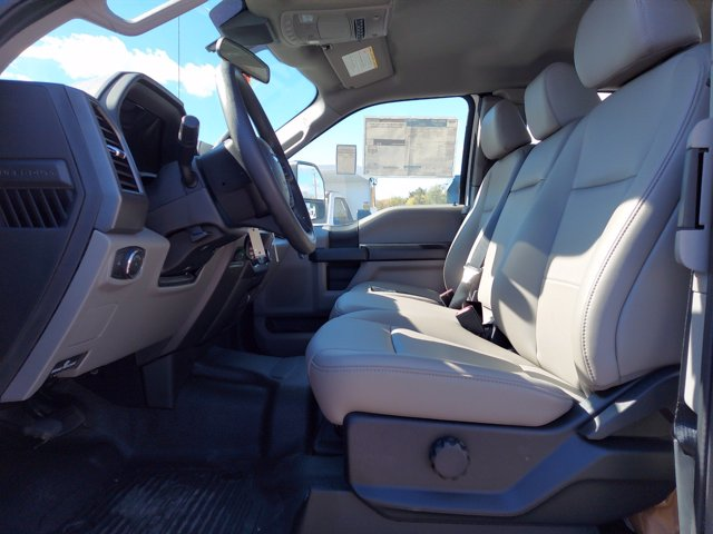 2020 Ford F-350 Super Cab 4x4, Reading Panel Service Body #MFU0317 - photo 8