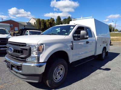 2020 Ford F-350 Super Cab 4x4, Reading Panel Service Body #MFU0317 - photo 2