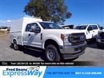 2020 Ford F-350 Super Cab 4x4, Reading Panel Service Body #MFU0317 - photo 1