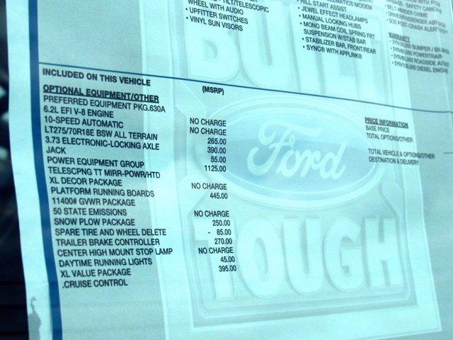 2020 Ford F-350 Crew Cab 4x4, Reading Panel Service Body #MFU0331 - photo 19