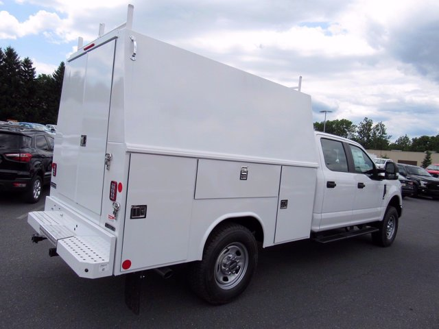 2020 Ford F-350 Crew Cab 4x4, Reading Panel Service Body #MFU0331 - photo 2