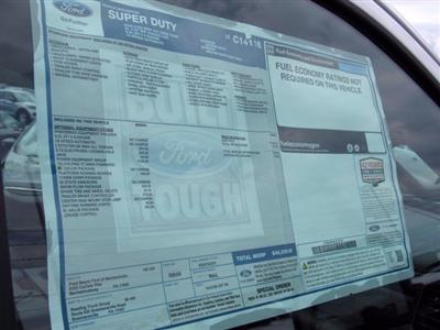 2020 Ford F-350 Crew Cab 4x4, Reading Panel Service Body #MFU0331 - photo 18
