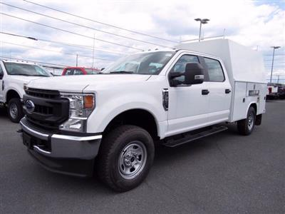2020 Ford F-350 Crew Cab 4x4, Reading Panel Service Body #MFU0331 - photo 3