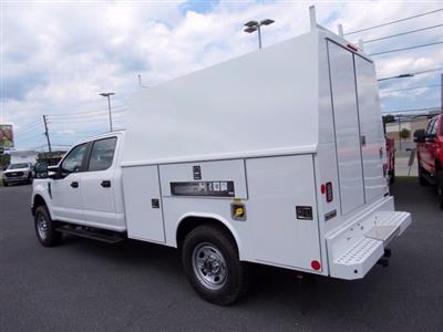 2020 Ford F-350 Crew Cab 4x4, Reading Panel Service Body #MFU0331 - photo 4