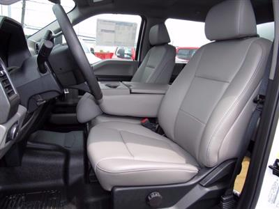 2020 Ford F-350 Crew Cab 4x4, Reading Panel Service Body #MFU0331 - photo 9