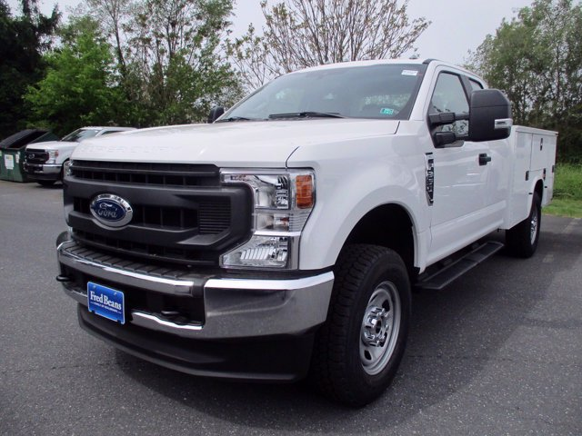 2020 Ford F-350 Super Cab 4x4, Knapheide Steel Service Body #MFU0376 - photo 4