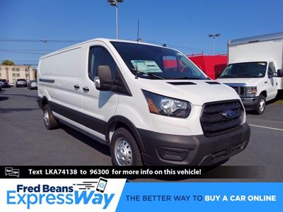 2020 Ford Transit 250 Low Roof AWD, Empty Cargo Van #MFU0494 - photo 1