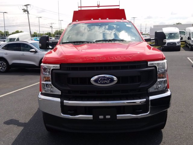 2020 Ford F-350 Super Cab 4x4, Reading Panel Service Body #MFU0508 - photo 4