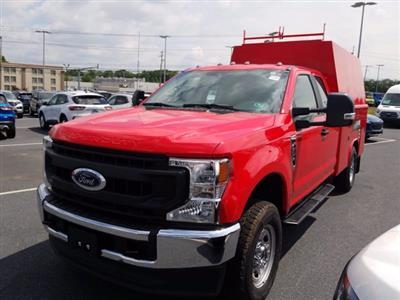 2020 Ford F-350 Super Cab 4x4, Reading Panel Service Body #MFU0508 - photo 5