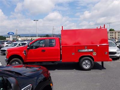 2020 Ford F-350 Super Cab 4x4, Service Body #MFU0508 - photo 6