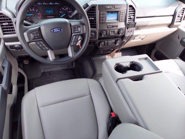 2020 Ford F-350 Crew Cab 4x4, Reading Panel Service Body #MFU0510 - photo 8