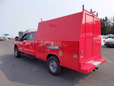 2020 Ford F-350 Crew Cab 4x4, Reading Panel Service Body #MFU0510 - photo 5