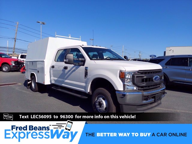 2020 Ford F-350 Crew Cab DRW 4x4, Reading Service Body #MFU0514 - photo 1