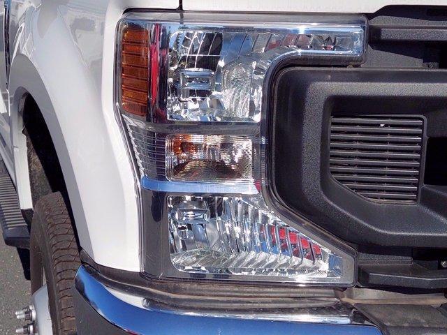2020 Ford F-350 Crew Cab DRW 4x4, Reading Panel Service Body #MFU0514 - photo 7